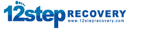 12 step recovery logo