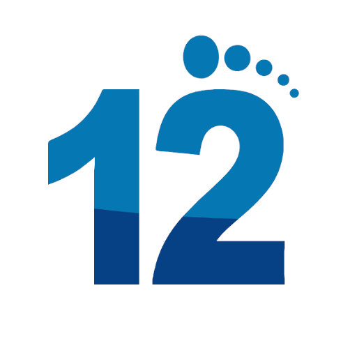12 Step Recovery Icon
