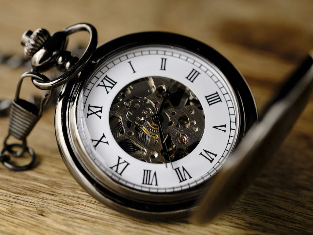 A Brief History of Time | 12 Step Recovery